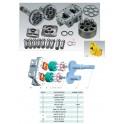 Rexroth axiális pumpa A8V55